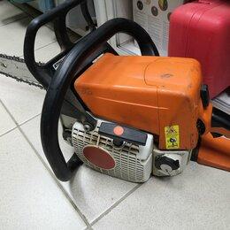Электро- и бензопилы цепные - Бензопила stihl ms 250, 0