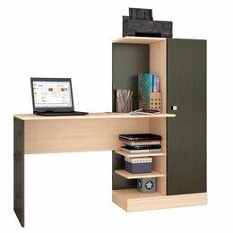 Компьютерные и письменные столы - Квартет-6 стол компьютерный текс, 0