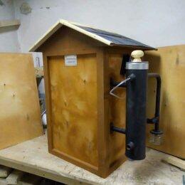 Грили, мангалы, коптильни - Коптильня дом горячего и холодного копчения, 0