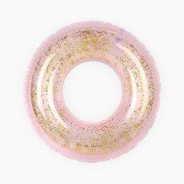 Аксессуары для плавания - Круг для плавания Happy Baby pink арт.121012, 0