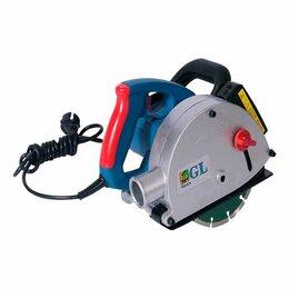 Дрели и строительные миксеры - Штроборез Gardenlux MC150 2,2 кВт, 0