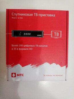 Спутниковое телевидение - Спутниковый ресивер МТС Модель S2-3900, 0