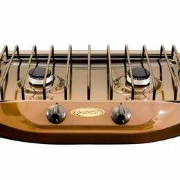 Плиты и варочные панели - Газовая плита GEFEST двухкомфорочная, 0