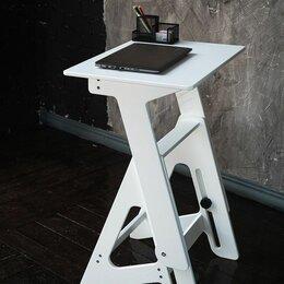Компьютерные и письменные столы - Регулируемый стол для работы Сидя и Стоя Конёк Горбунёк, 0