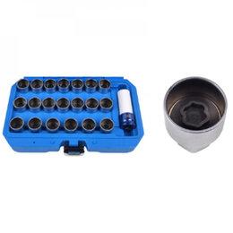 Аксессуары и запчасти - Набор головок для секретных колесных болтов BMW Rockforce RF-302821, 0