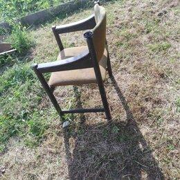 Стулья, табуретки - Антикварный стул с подсвешником, 0