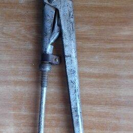 Сантехнические, разводные ключи - Ключ разводной газовый ссср 3 штуки, 0