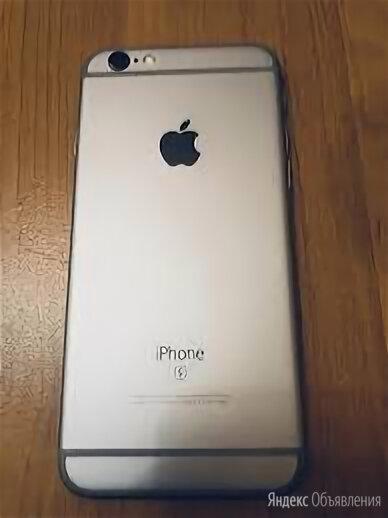 Айфон 6+ 128 гб по цене 6000₽ - Мобильные телефоны, фото 0
