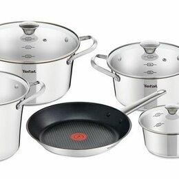 Наборы посуды для готовки - Набор посуды Tefal Simpleo 9 предметов, 0