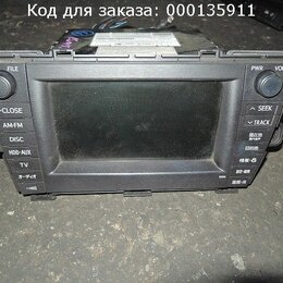 Мониторы - Монитор на Toyota Prius ZVW30 86100-47011, 0