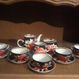 Сервизы и наборы - Дулёвский чайный сервиз, 0