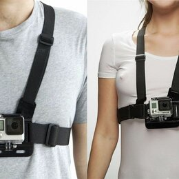 Аксессуары для экшн-камер - Нагрудный ремень для экшн-камеры gopro, 0