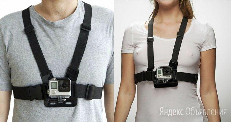 Нагрудный ремень для экшн-камеры gopro по цене 1300₽ - Аксессуары для экшн-камер, фото 0