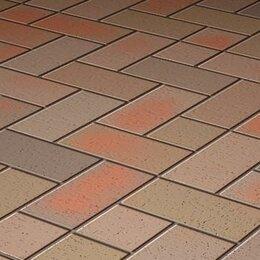 Тротуарная плитка, бордюр - Клинкер тротуарный, Керамейя, БрукКерам Магма Топаз, 0