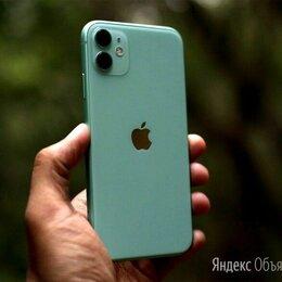 Мобильные телефоны - Apple iphone 11 зеленый вживую, 0