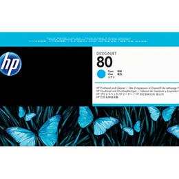 Аксессуары для принтеров и МФУ - HP C4821A  80 печатающая головка голубая (истекший срок годности), 0