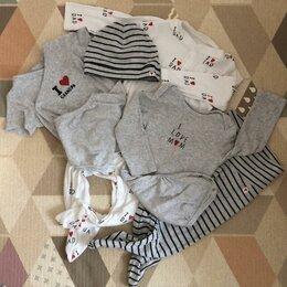 Комплекты - Костюм детский H&M 74 хлопок (комплект 5), 0