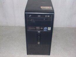 Настольные компьютеры - ПК HP dx7400 775 E7400 4x1Gb DDR2 160SATA Q33 300W, 0