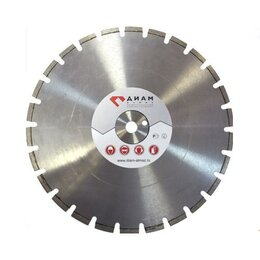 Диски отрезные - Диск алмазный Diam Almaz 400 мм (бетон), 0