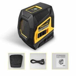 Измерительные инструменты и приборы - Лазерный уровень Firecore F113XG, 0