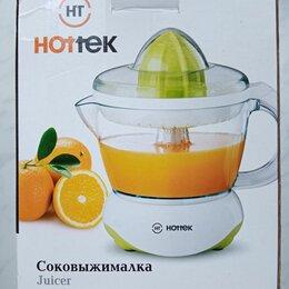Соковыжималки и соковарки - Соковыжималка hottek ht 978 001, 0