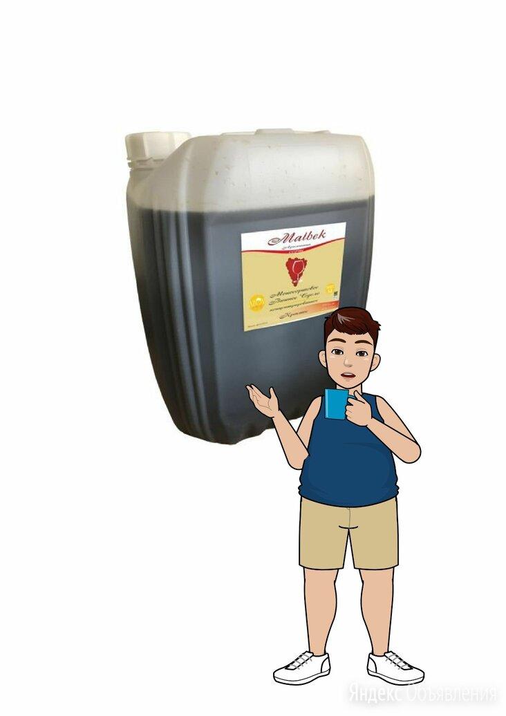 Моносортовое винное сусло из винограда сорта Malbec по цене 271₽ - Ингредиенты для приготовления напитков, фото 0