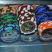 Набор покерных фишек 88 штук по цене 3000₽ - Настольные игры, фото 0