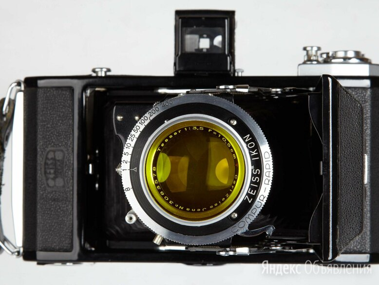Фотоаппарат, Zeiss Ikon Ercona, 6x9 см по цене 15000₽ - Пленочные фотоаппараты, фото 0