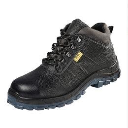 Обувь - Ботинки Трейл ИКС МП цв. черн. сталь 200Дж, 0