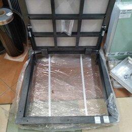 Ревизионные люки - Люк напольный стальной 70*70, 0