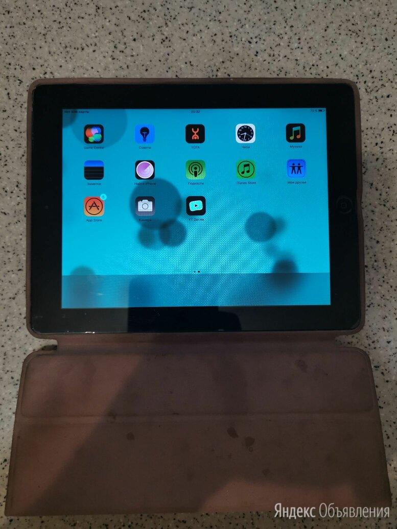 Ipad 2 64gb 3g по цене 6000₽ - Планшеты, фото 0