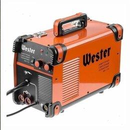 Сварочные аппараты - Сварочный полуавтомат wester mig-140i, 0