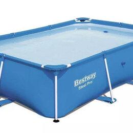 Бассейны - Бассейн каркасный Steel Pro, 221х150х43см, 1200л, 0