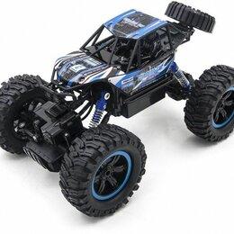 Радиоуправляемые игрушки - Радиоуправляемый краулер MZ Blue, 0