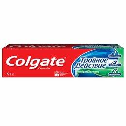 Зубная паста - З/паста Колгейт 50мл Тройное действие 1/12шт, 0