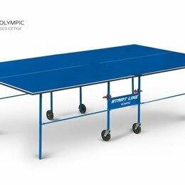 Столы - Теннисный стол Olympic blue, 0