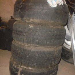 Шины, диски и комплектующие - Bridgestone зимнее не шипованные комплект, 0