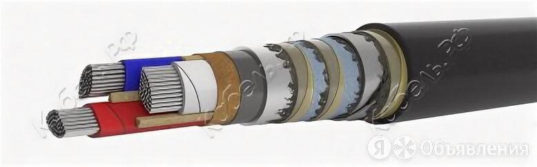 Кабель ААБ2лШв 3х95-10 по цене 1208₽ - Кабели и провода, фото 0