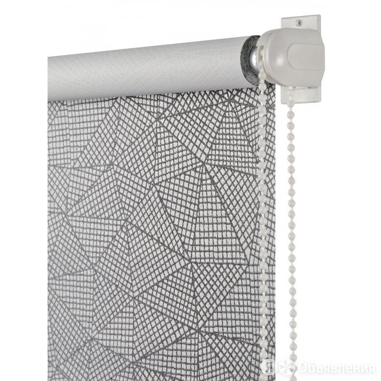 Рулонная штора ПраймДекор Blackout 3D по цене 1735₽ - Шторы, фото 0