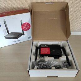 Оборудование Wi-Fi и Bluetooth - Роутер Zyxel Keenetic 4G III (Rev.A), 0