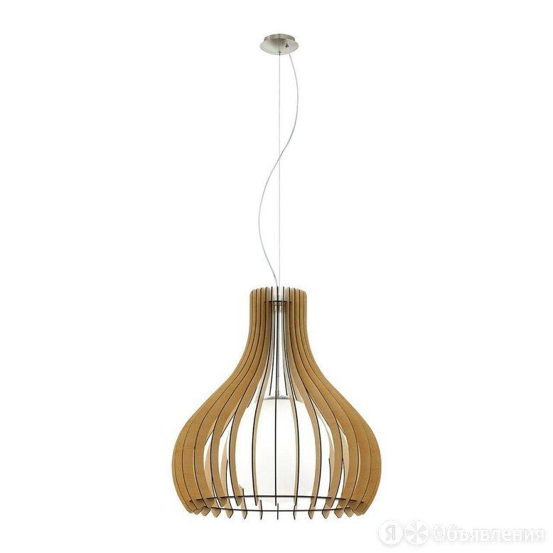 Подвесной светильник Eglo Tindori 96215 по цене 22090₽ - Люстры и потолочные светильники, фото 0