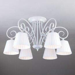 Люстры и потолочные светильники - Люстра НОВАЯ потолочная , 0