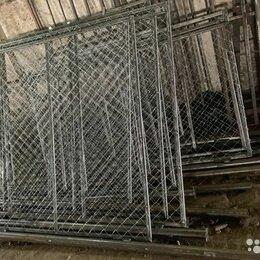 Заборы, ворота и элементы - Садовые металлические ворота и калитки от производителя!, 0