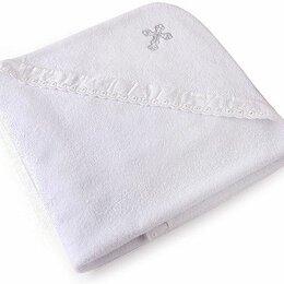 """Крестильная одежда - Крестильное полотенце """"Наша мама"""" (80х80 см), 0"""