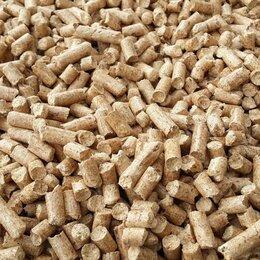 Топливные материалы - Топливные пеллеты в гранулах 8 мм, 0