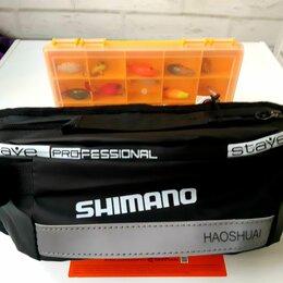 Сумки и ящики - Шимано сумка спинингиста, 0