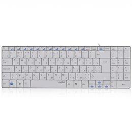 Клавиатуры - Клавиатура Rapoo N7200, 0
