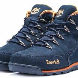 Ботинки - Ботинки Timberland Euro rock blue, 0