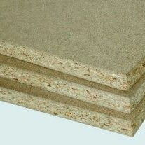 Древесно-плитные материалы - ДСП 2,50х1,83 *16мм, 0