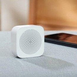 Акустические системы - Портативная Bluetooth колонка Xiaoai Portable, 0